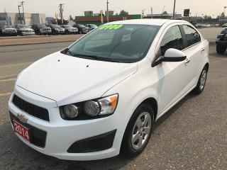 Used 2014 Chevrolet Sonic for sale in Langley, BC