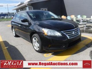 Used 2013 Nissan Sentra 4D Sedan for sale in Calgary, AB
