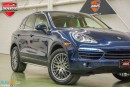 Used 2013 Porsche Cayenne DIESEL for sale in Oakville, ON