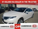 Used 2013 Lincoln MKZ NAV / LEATHER / PANO ROOF for sale in Cambridge, ON