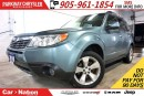 Used 2010 Subaru Forester SPORT TECH| AWD| NAV| SUNROOF| HEATED SEATS| for sale in Mississauga, ON