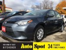Used 2015 Toyota Corolla CE/MASSIVE INVENTORY CLEAROUT!/PRICED FOR A QUICK for sale in Kitchener, ON