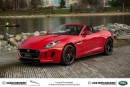 Used 2014 Jaguar F-Type Convertible V8 S for sale in Vancouver, BC