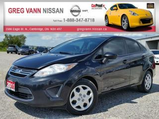 Used 2011 Ford Fiesta SE w/heated seats,cruise,bluetooth for sale in Cambridge, ON