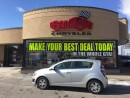 Used 2012 Chevrolet Sonic LT for sale in Scarborough, ON