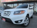 Used 2010 Hyundai Santa Fe GL W/SPORT for sale in Scarborough, ON