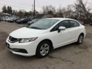 Used 2014 Honda CIVIC LX * POWER GROUP * LOW KM * LIKE NEW for sale in London, ON