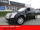 Used 2014 Cadillac SRX Luxury   AWD, LEATHER, BOSE, CAM, NAV, PANROOF! for sale in St Catharines, ON