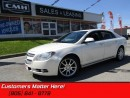 Used 2010 Chevrolet Malibu LTZ   - Leather Seats -  Sunroof -  Heated Seats for sale in St Catharines, ON