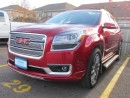 Used 2014 GMC Acadia Denali $344 bi-weekly over 72 months for sale in Arnprior, ON
