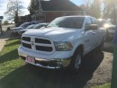 Used 2016 Dodge Ram 1500 CREW  4X4  (SOLD) for sale in Belmont, ON