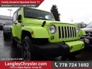 New 2017 Jeep Wrangler Sahara for sale in Surrey, BC