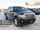 Used 2012 Ford F-150 Platinum 4x4 SuperCrew Cab 5.5 ft. box 145 in. WB for sale in Edmonton, AB