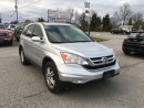 Used 2011 Honda CR-V EX - Sunroof for sale in Komoka, ON
