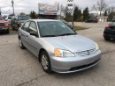 Used 2001 Honda Civic DX-G for sale in Komoka, ON