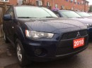Used 2010 Mitsubishi Outlander 4 Cyl. SUV Very Clean AllPower Heated Seats Alloys for sale in Scarborough, ON