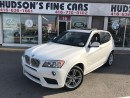 Used 2013 BMW X3 35i M SPORT+ALL AROUND CAMERA for sale in North York, ON
