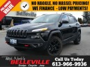 Used 2016 Jeep Cherokee Trailhawk-Safety tec Group- for sale in Belleville, ON