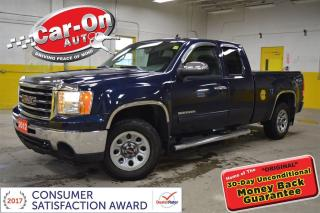 Used 2012 GMC Sierra 1500 SLE 4x4 V8 EXT ONLY 69,000 KM for sale in Ottawa, ON