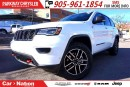 Used 2017 Jeep Grand Cherokee TRAILHAWK|BRAND NEW| 4X4| NAV| TECH PKG| SUNROOF| for sale in Mississauga, ON