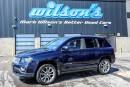 Used 2014 Jeep Compass LIMITED 4WD! $65/WK, 4.74% ZERO DOWN! LEATHER! NEW BRAKES! SUNROOF! HEATED SEATS! BLUETOOTH! ALLOYS! for sale in Guelph, ON