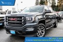 New 2017 GMC Sierra 1500 SLT Navigation, Sunroof, and Heated Seats for sale in Port Coquitlam, BC