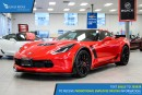 New 2017 Chevrolet Corvette Z06 650 Horsepower, 650 lb-ft of Torque for sale in Port Coquitlam, BC