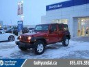 Used 2009 Jeep Wrangler Unlimited 4 door 4x4 Auto for sale in Edmonton, AB