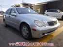 Used 2003 Mercedes-Benz C-Class C240 4D Wagon 4Matic AWD for sale in Calgary, AB