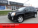 Used 2011 GMC Terrain SLE-2   BLUETOOTH, REAR CAMERA, PIONEER SOUND! for sale in St Catharines, ON