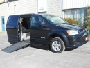 Used 2012 Dodge Grand Caravan Wheelchair Accessible Side Entry Conversion for sale in London, ON