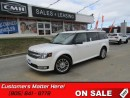 Used 2013 Ford Flex SEL   HEATED LEATHER, ROOF, NAV, CAMERA, POWER GATE! for sale in St Catharines, ON