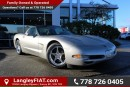 Used 2002 Chevrolet Corvette Base LOCALLY OWNED for sale in Surrey, BC