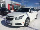 Used 2012 Chevrolet Cruze LT Turbo+ w/1SB for sale in Timmins, ON