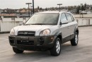 Used 2005 Hyundai Tucson GL V6 - Coquitlam location - Call Direct 604-298-6 for sale in Langley, BC