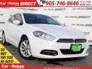Used 2014 Dodge Dart AERO| TOUCH SCREEN| OPEN SUNDAYS| for sale in Burlington, ON