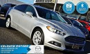 Used 2013 Ford Fusion SE Spotless One Owner for sale in Kelowna, BC
