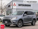 Used 2016 Mitsubishi Outlander ES - Touring Package - 18 Alloys, Heated Seats for sale in Mississauga, ON