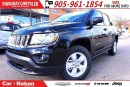 Used 2017 Jeep Compass SPORT| AIR CONDITIONING| BLUETOOTH| SIRIUS XM| for sale in Mississauga, ON