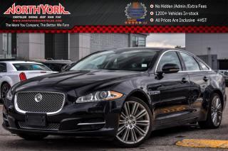 Used 2013 Jaguar XJ Supercharged|Nav|PanoSunroof|BackupCam|Bluetooth|Leather|20