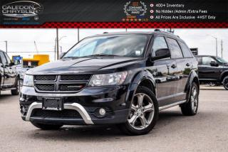 Used 2016 Dodge Journey Crossroad|AWD|7 Seater|Navi|Sunroof|Backup Cam|Bluetooth|R-Start|19