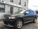 Used 2014 Dodge Durango Citadel NAVIGATION, LEATHER, SUNROOF !!! for sale in Concord, ON