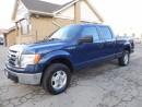 Used 2010 Ford F-150 XLT 4X4 Crew Cab 6.5Ft Box 4.6L V8 Safety & E-Test for sale in Etobicoke, ON