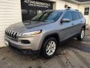 Used 2016 Jeep Cherokee North for sale in Kingston, ON