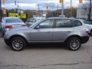 Used 2005 BMW X3 2.5i *LEATHER-SUNROOF* AWD for sale in Kitchener, ON