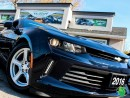 Used 2016 Chevrolet Camaro LT+6Speed+DroidPlay/ApplePlay! Only $150/Pmts! for sale in Niagara Falls, ON