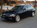 Used 2013 BMW 328xi Sedan 328i X-DRIVE LUXURY PKG - BLUETOOTH|1 OWNER|CLEAN for sale in Scarborough, ON