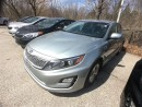 Used 2014 Kia Optima Hybrid LX, Heated seats, Bk-Up Cam.Push button start for sale in Mississauga, ON