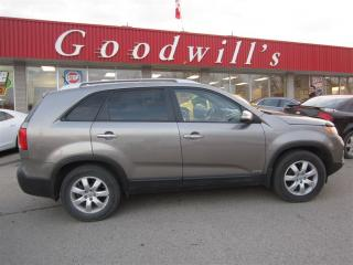 Used 2012 Kia Sorento LX for sale in Aylmer, ON