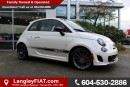 New 2017 Fiat 500 Abarth WITH NAVIGATION, HEATED LEATHER SEATS for sale in Surrey, BC